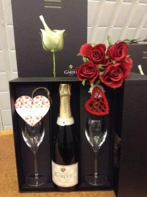 Gardet Champagne Gift Set