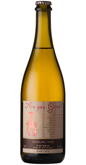 Are You Game Sparkling Vermentino by Fowles