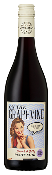 On The Grapevine Pinot Noir