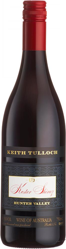 Keith Tulloch Kester Shiraz
