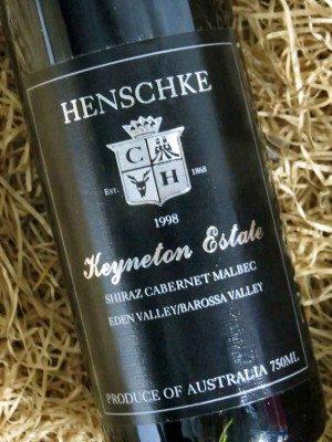 Henschke Keynton Estate Euphonium 1998