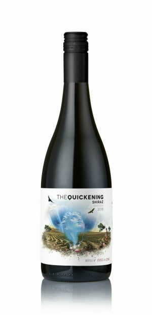 Thistledown The Quickening Shiraz