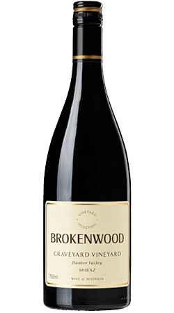 Brokenwood Graveyard Vineyard Shiraz