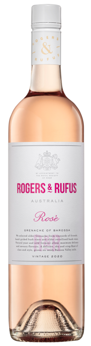 Rogers and Rufus Grenache of Barossa Rose